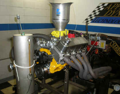 Matt 39 S Engines Dyno Testing Revsearch Engine Dynamometer